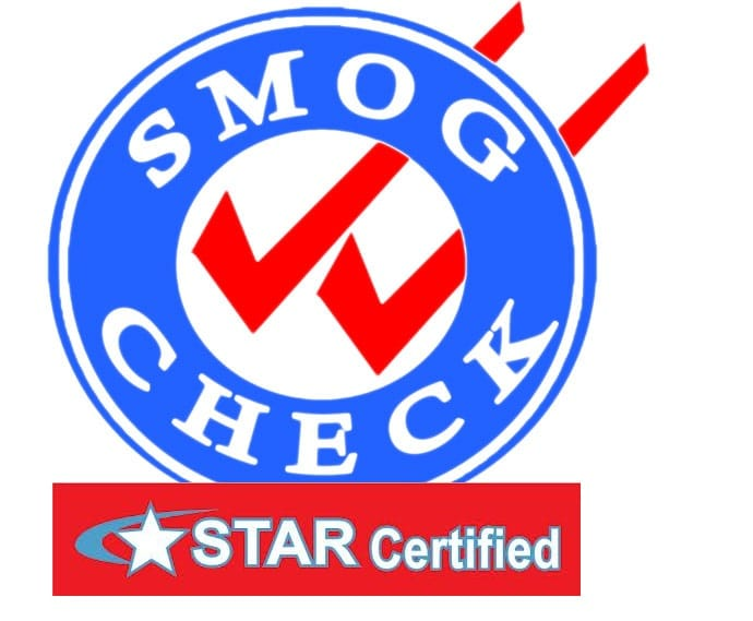 STAR Certified Smog Test Only