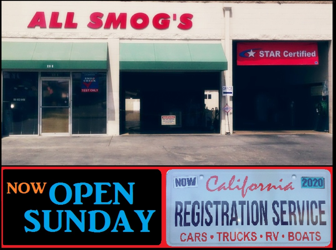 All Smogs - Hemet & San Jacinto