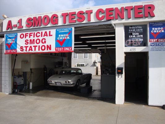 A1 Smog Test Center Lawndale